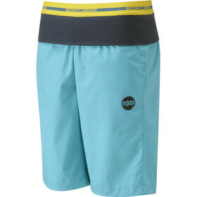Moon Climbing Samurai Shorts Women bluebird